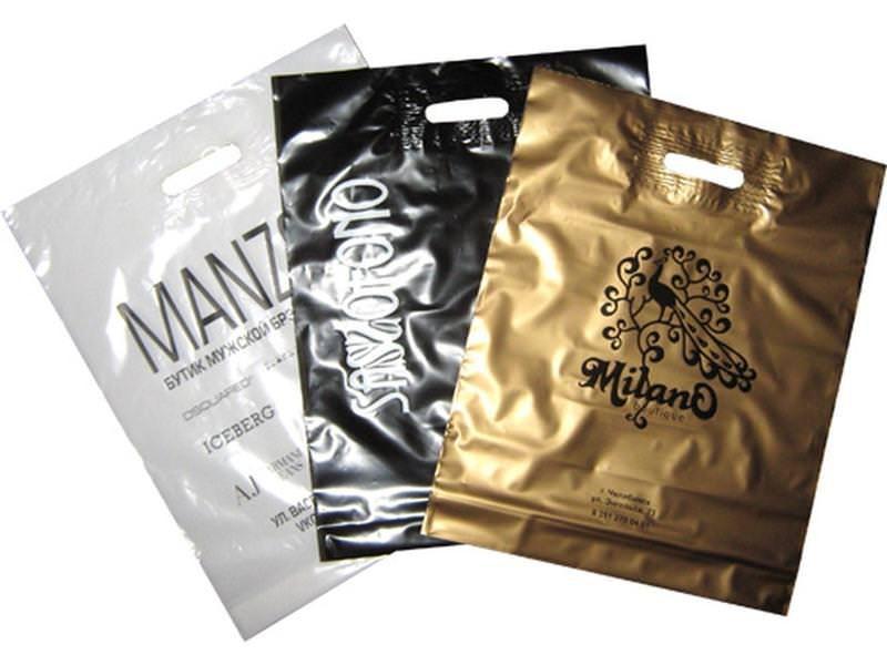 пакет с логотипом в Краснодаре